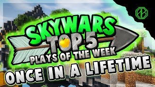 Baixar ONCE IN A LIFETIME CLIP! - Top 5 SKYWARS PLAYS of the Week