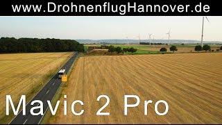 DJI Mavic 2 Pro 4K Footage - Drohnendienstleistungen in Hannover