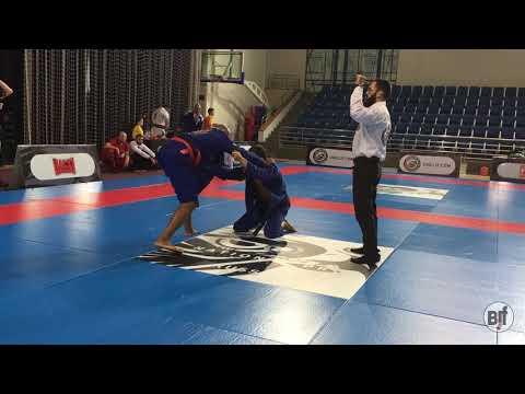 Luiz Brasileiro vs Igor Silva OPEN RussiannationalPRO18 bjfнашилюди