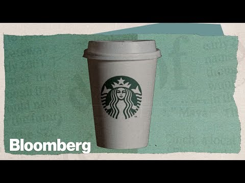 How Starbucks Found Its Mythical Mermaid