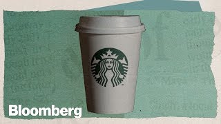How Starbucks Found Its Mermaid Logo