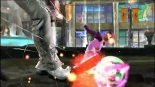 Tekken 6 Bloodline Rebellion Intro High Quality