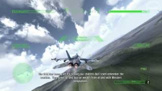Jane's Advanced Strike Fighters HD gameplay