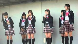 とちおとめ25 20111023のMC CD発売告知の様子.