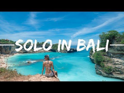 SOLO In BALI: Nusa Ceningan And Lembongan