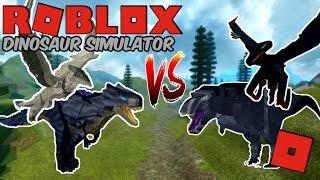 Roblox Dinosaur Simulator - The War Is Still Going! + Stubborn Quetz! (War II)
