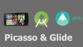 Load Image Using Glide & Picasso - Android Library