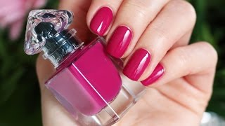 Guerlain 069 Lilac Belt Swatch - La Petite Robe Noire Nail Polish // Katrin from Berlin Nails