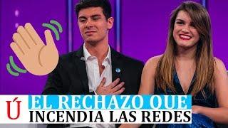 EL RECHAZO DE AMAIA Y ALFRED A UN PROGRAMA DE TV QUE DESATA LAS REDES  - OT 2017