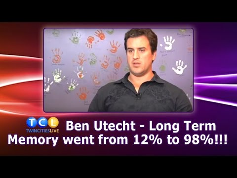 Concussion - Ben Utecht (952) 226-1115 - Improves Long Term Memory with LearningRx