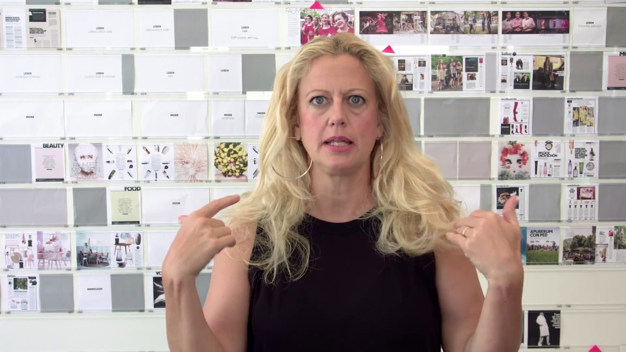 Barbara Schöneberger über Eislaufen - YouTube