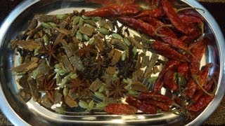Indian Garam Masala, Garam Masala Recipe, How to make Garam Masala Powder, Indian Spice Mix,