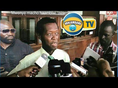 Bodyguard wa Diamond Kumlinda Dr Shika.Tazama Picha Itapendeza 😂😂