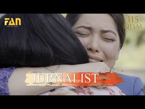 Журналист Сериали 115 - қисм / Jurnalist Seriali 115 - Qism