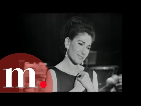 Maria Callas - Puccini - O mio babbino caro
