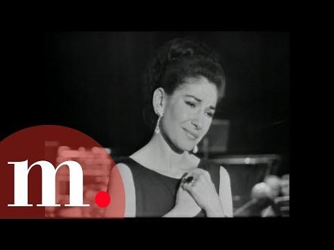 Maria Callas  Puccini  O mio babbino caro