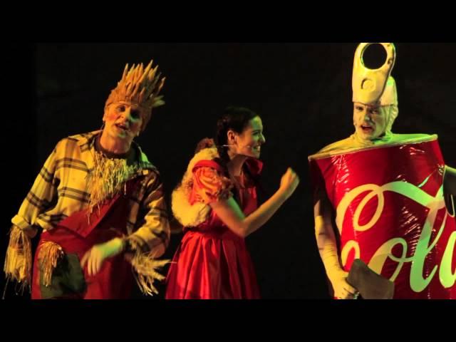 El Mago de Oz llega al Teatro Colón el 22 de diciembre