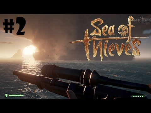 INTO THE STORM AND THE RED SEA!!! (Sea of Thieves Final Beta #2)