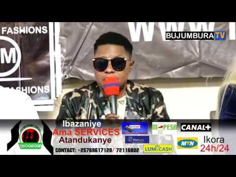 Christian Bella: Wasan wa BURUNDI AWAHESHIM MEDIA ZAO