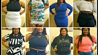 Spring Try On Haul Plus Size 2016
