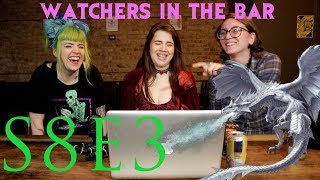 "Watchers in the Bar: Game of Thrones S8E3 ""The Long Night"" Recap!"