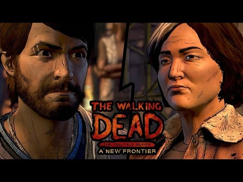 JAVIER VS JOAN, O FINAL - The Walking Dead: A New Frontier #12