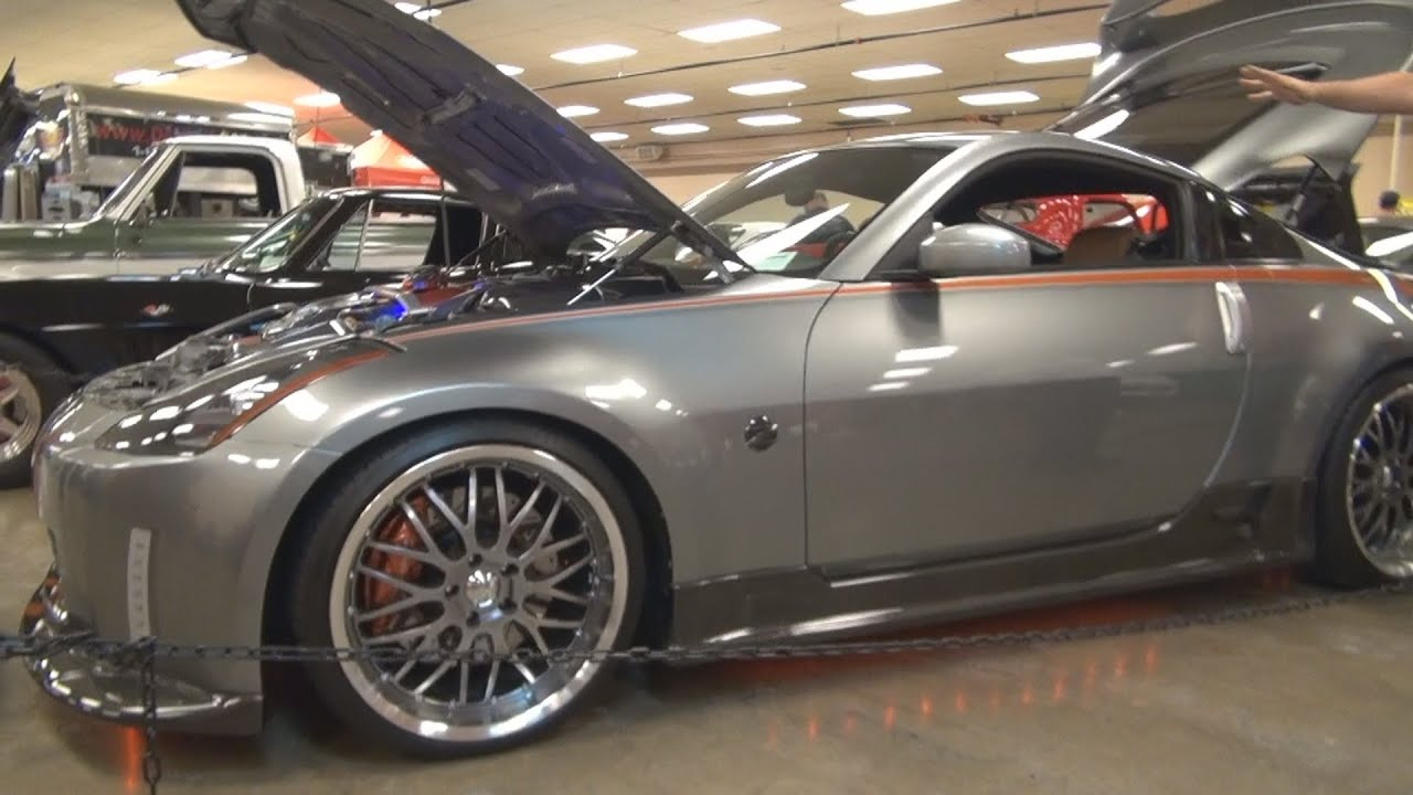 2004 Nissan Fairlady 350z Youtube