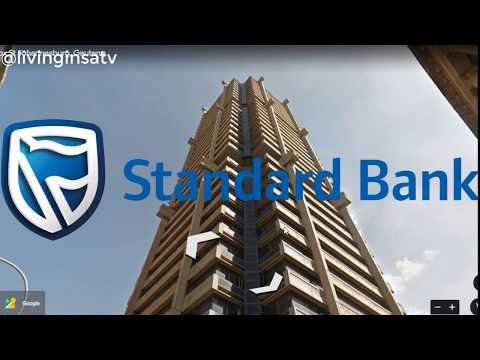 What Happened To The Standard Bank Centre? (Hanging Bulding)✔