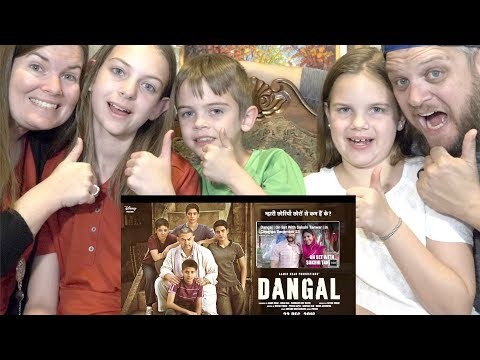 Dangal Trailer | Family Reaction