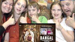 Dangal Trailer | Family Reaction