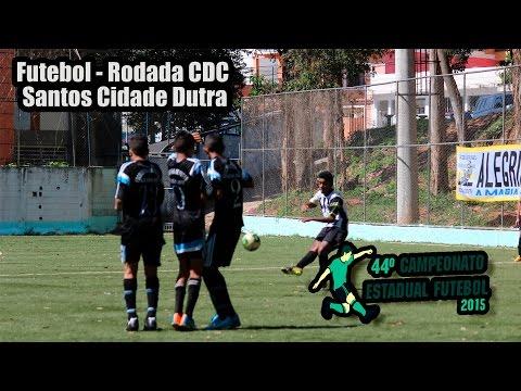 44º Campeonato de Futebol - Rodada CDC Santos Cidade Dutra