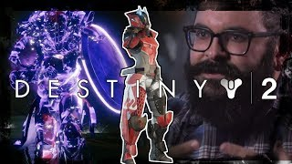 Destiny 2: I am the Sentinel (I correct myself on the Bubble and talk about the Sentinel)