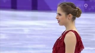 Carolina Kostner - Olympische Winterspiele 2018