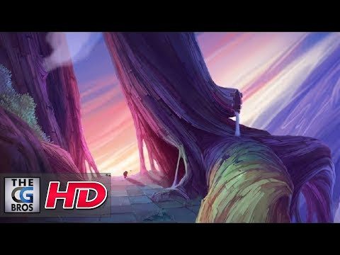 "CGI 2D Animated Shorts : ""Un Certain Regard"" - by Gobelins"