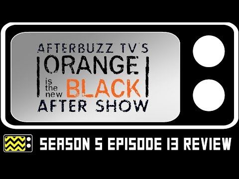 Download Orange is the New Black Season 5 Episode 13 Review & AfterShow   AfterBuzz TV
