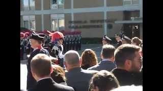 Giuramento Scuola Ufficiali Carabinieri 24.10.2014
