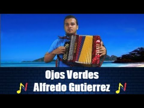 Tutorial Acordeon Ojos Verdes