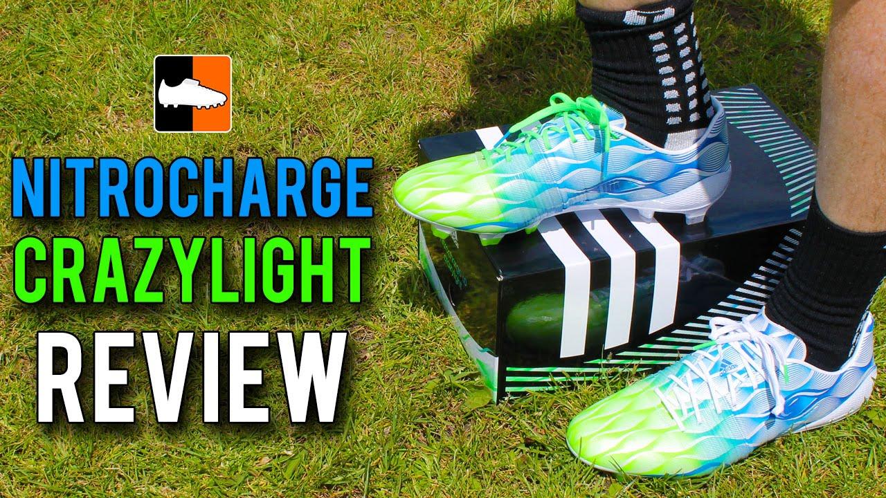 adidas nitrocharge Crazylight Football