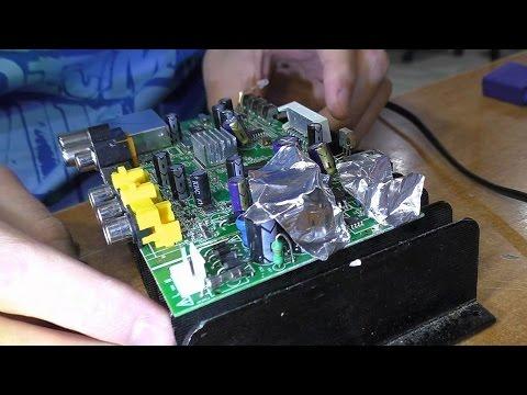 видео: Не включается. Приставка (ресивер) цифрового ТВ telebox hd70. РЕМОНТ