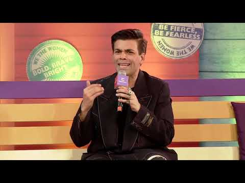 Karan Johar tells Barkha Dutt these are the 10 Things Men must change about Bollywood