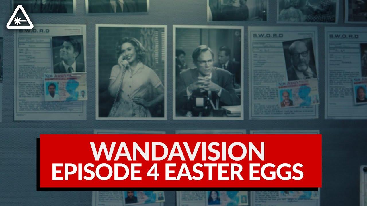 WandaVision Episode 4 Breakdown and Easter Eggs (Nerdist News w/ Dan Casey)