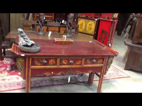 Asian Furniture + Accessories | San Diego Rustic