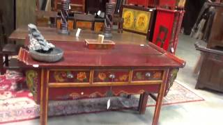 Asian Furniture + Accessories | San Diego Rustic