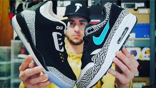 Nike Atmos-Jordan Pack(First Look)Review And Unboxing