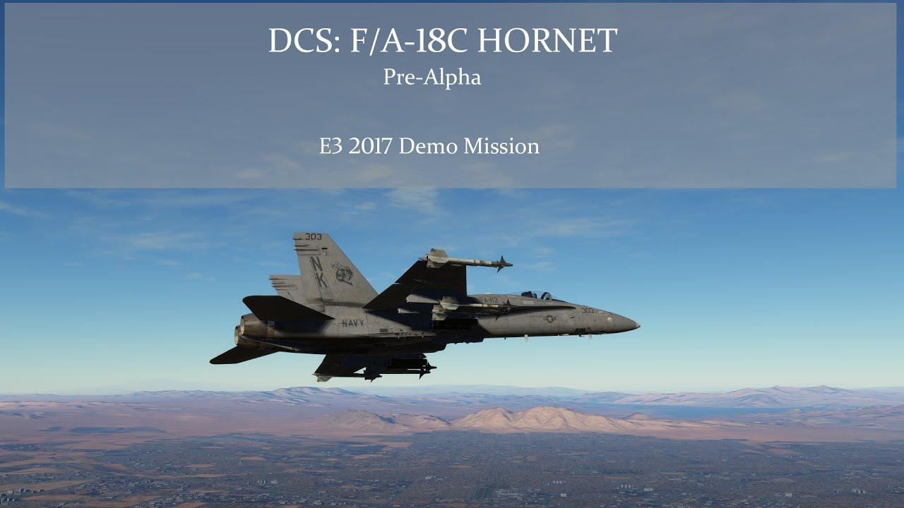 Dcs: F/a-18c