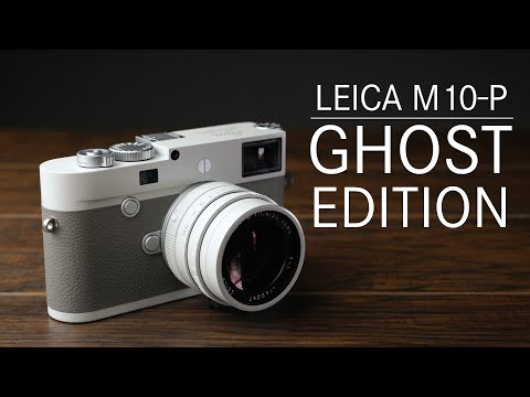 """A look at the Leica M10- P """"Ghost Edition"""" for HODINKEE"""