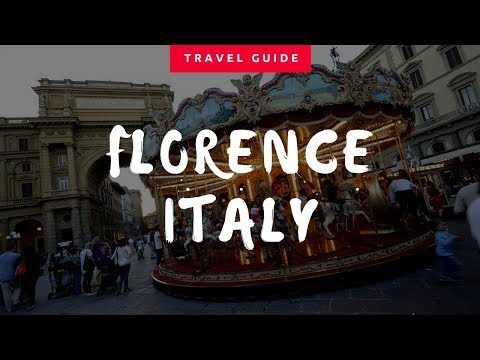 Florence Vacation Travel Guide