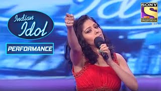 Sunidhi ने की Salim की Mimicry   Indian Idol Season 5