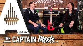 The Captain Meets Steve Vai