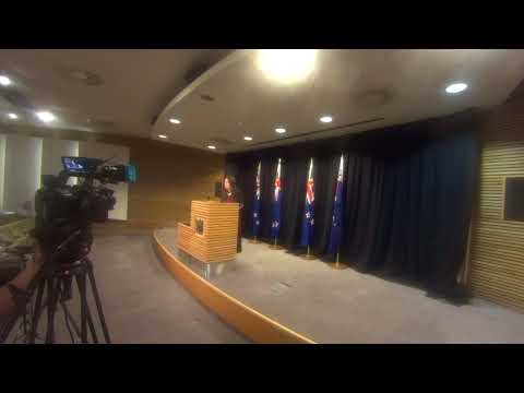 NZ PM's Post-Cabinet Press Conference 19/2/18